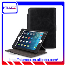 Popular Black Stand Cover PU Leather Case for Apple iPad mini 4