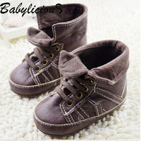 Baby boy Shoes pu leather caucal baby shoes Fashion Kids Shoes sneakers Wholesale