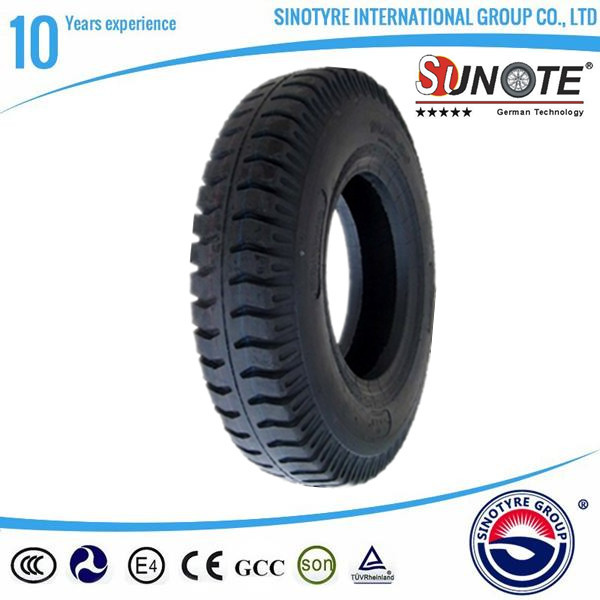 Bias light truck tires 750-16