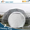 Hot China factory fiberglass dome house tent