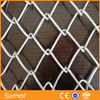 1 Inch Black Vinyl Coated Chain Link Fence On Hot Sale