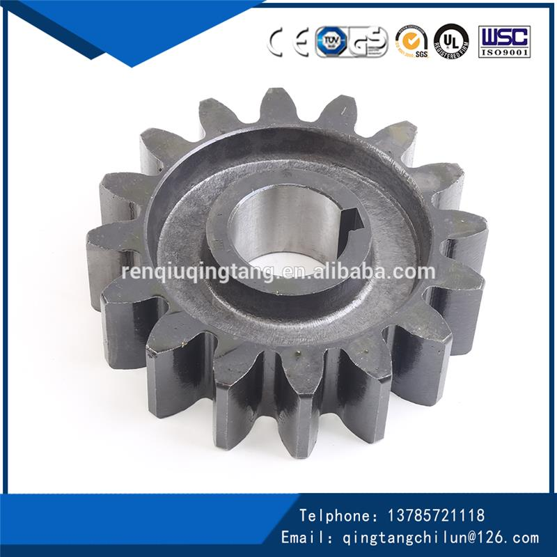 Stainless Steel hand operated gears In Drive Shafts