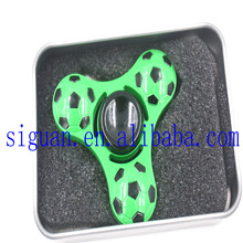 3D football spinner Factory Direct Sales Fidget Hand Spinner High Quality and Best Price, Finger as gift Toy for football game