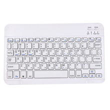 High quality mobile bluetooth keyboard teclado spanish sp layout laptop keyboard for ipad