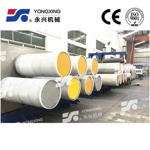Solid Staple Fiber and Hollow Fiber Making flexible production line