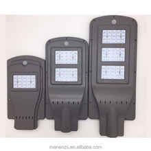 solar charger with led light All in one outdoor led solar street light