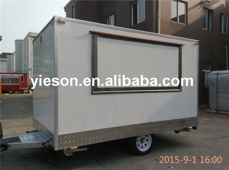 towable trailer van trailers food trucks for sale