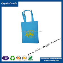 Customized Fashion Pictures Printing PP Non Woven Shopping Bag