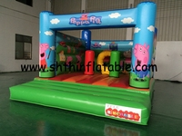 inflatable bouncing castle inflatable jumping castle EN14960 certificated