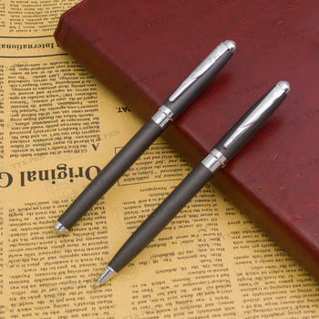 High quality Business Logo Personalized Metal Twist Ballpoint Pens