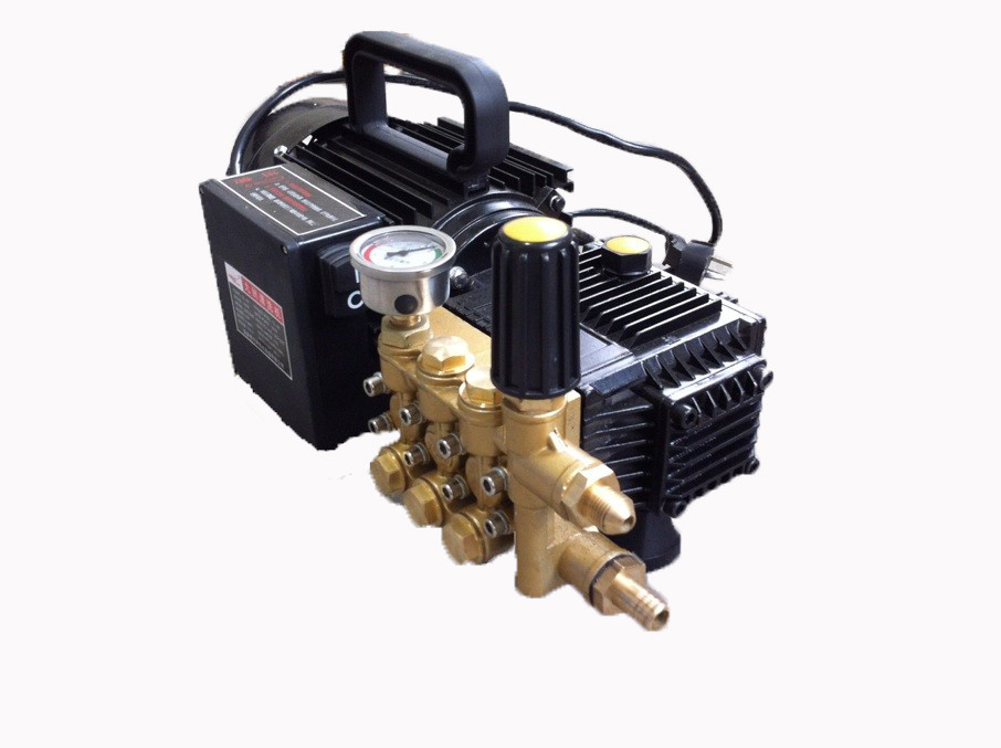 QL-390 electric copper coil high pressure washer
