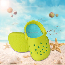 Customized Design for Children Silicone Beach Slipper Garden shoes Slippers Garden shoes