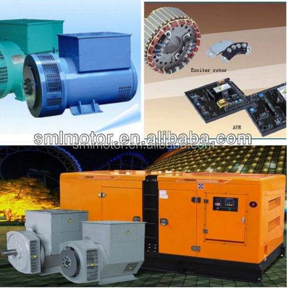 china suppliers A.C brushless stamford generator