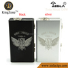 Authentic tesla 120w metal box mod with top quality original design hotter and better than dna 30 mod