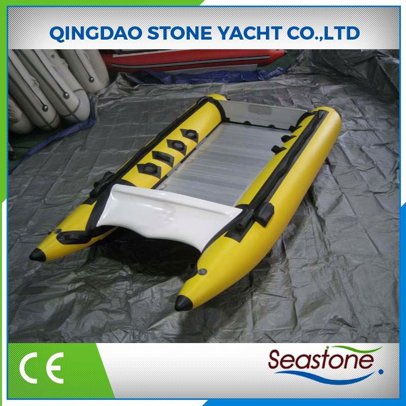 Oem Service Good Quality Catamaran Inflatable For Sale