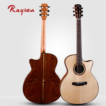 Electric guitar acoustic professional handmade Solid guitar 41 inch high quality