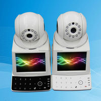 2014 BEST SAFETY! video product home security gadgets with ethernet alarm