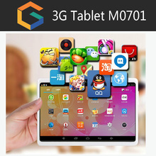 "Quad Core GPS Cheap Calling 4G Android MTK 7"" phone tablet M0701"
