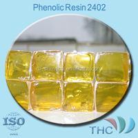 Phenolic Resin 2402 bonding leather,rubber Adhesive usage