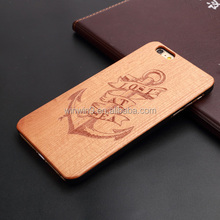 wooden cell phone case,mobile phone case for iphone,custome design phone case for iphone