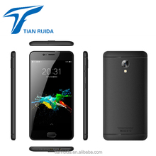 Latest high end android 7 mobile cell celulares smartphones 4G MTK original 13MP camera 4800mah biggest battery finger print HD