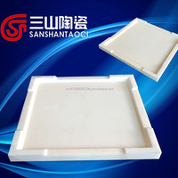 Alumina Saggers For Sintering Ceramics And