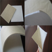 Make-to-order needle punched nonwoven polyester self adhesive roofing felt