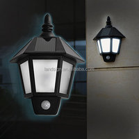 Alibaba taobao new products weatherproof led solar motion sensor security wall light for outdoor,patio,garage