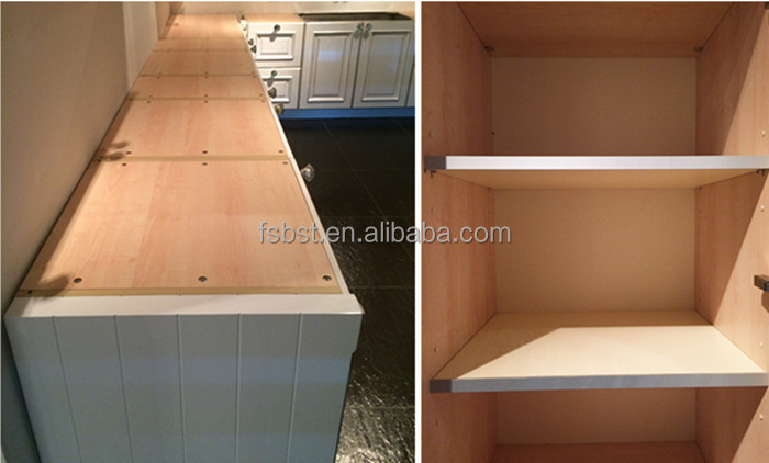 modern affordable lacquer finish waterproof kitchen On kitchen carcasses for sale