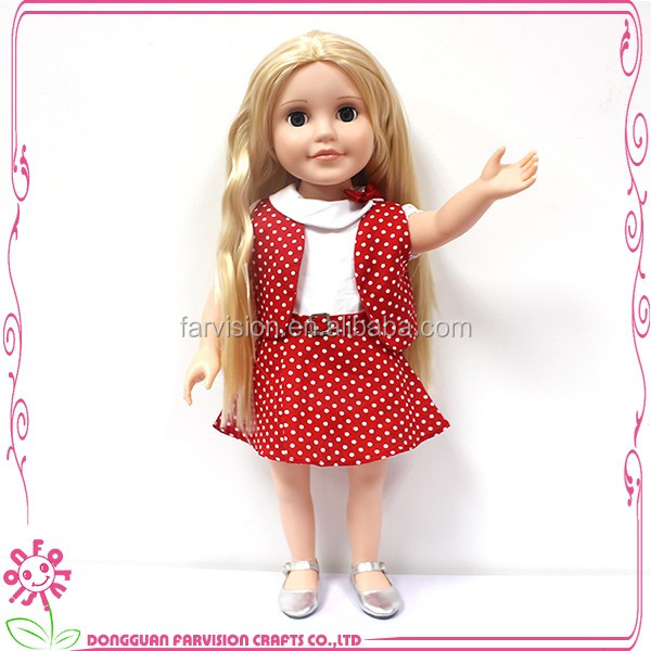 Face changing doll with 18 inch doll manufacturer