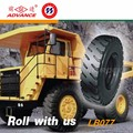 ADVANCE tire brands made in china LB077 12.00-20