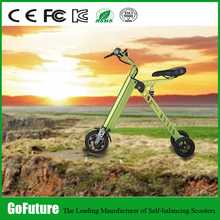 Gofuture ES-18 36V battery powered 3 wheels off road escooter chariot golf cart electric chariot motorcycle balance scooter