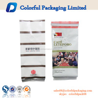 Coffee packing bag aluminum laminated foil bag blank coffee bag
