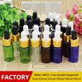 Wholesale 15ml Plastic Dropper Bottle