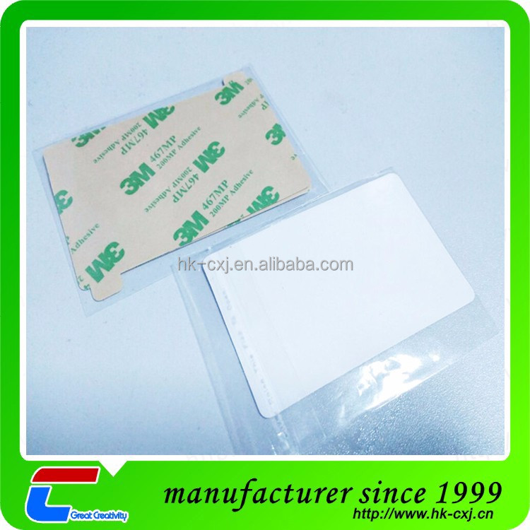 13.56MHz Paper Laminated Sticker Passive RFID Labels