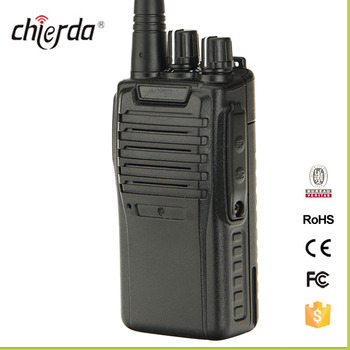 Channel scan monitor function handheld licence free walkie talkie