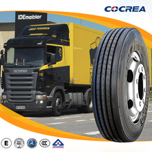 Top Brand COCREA <602> 315/80R22.5 Radial Truck & Bus Tire For India Market