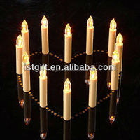 Hot selling led decoration candle lights