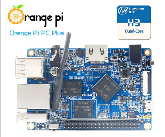 2017 Orange Pi One H3 Quad-core Support ubuntu linux and android mini PC Beyond Raspberry Pi 1.6G 512M for Orang Pi PC Plus