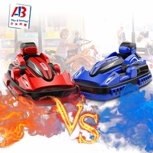 Hot sale 2.4Ghz remote control racing electric rc bumper car
