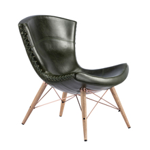 European style fauteuil de relaxation chaise bistrot cafe chairs