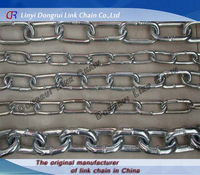 G30 Electric Galvanized DIN766 Link Chain