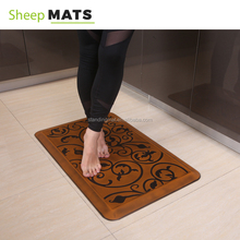 Unique Office desk floor mats for stylist chair