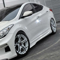 Hyundai Elantra Side Skirt