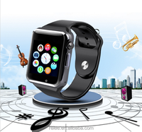 Protable wrist watches china android bluetooth smartphone smart watch