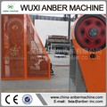 Automatic expanded mesh machine
