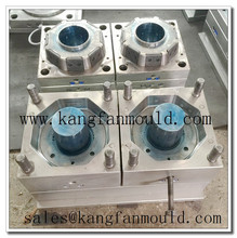 plastic paint bucket mould for cavity and core structure