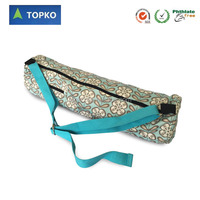 Wholesale New Product High Quality Private Label Printed Cotton High Quality Yoga Bag