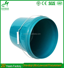 Plastic packaged bucket PP barrel 210 liter plastic drum with factory outlets price