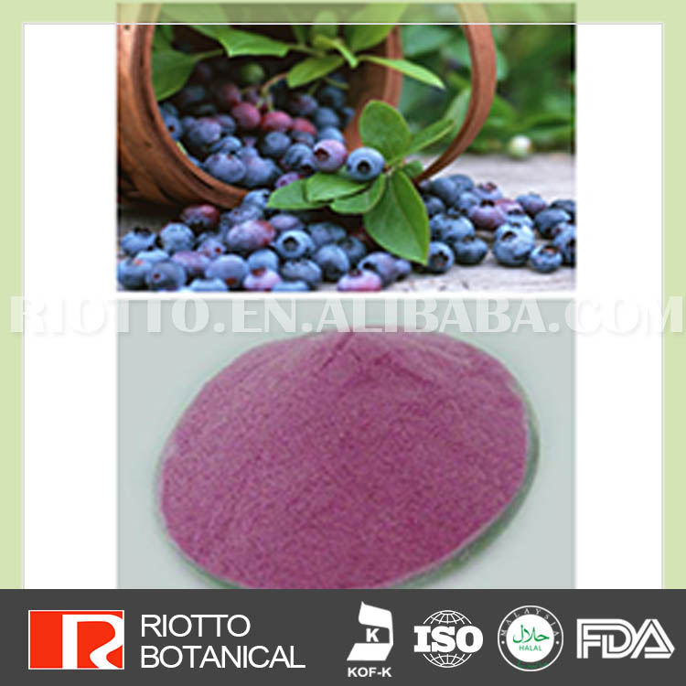 killing different strains high quality blueberry juice powder